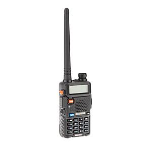 povoljno Poznati brend-Baofeng UHF / VHF 400-480/136-174MHz 4W/1W VOX Dva put radio voki toki primopredajnik interfonima