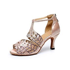 abbf079545b3d7 cheap Featured Deals-Shall We® Women s Latin Shoes   Salsa Shoes Silk