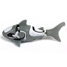 povoljno Bazeni i zabava na vodi-Robotska ribica Vodootporno Ribe Shark plastika 1 pcs Komadi Dječji Odrasli Igračke za kućne ljubimce Poklon