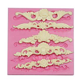 levne Formy na dorty-1ks Plastický Dorty Formy na dorty Nástroje na pečení