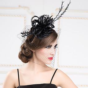 povoljno Kentucky Derby Hat-Drago kamenje i kristali / Lan Fascinators / Headpiece s Kristal 1 Vjenčanje / Special Occasion / Zabava / večer Glava