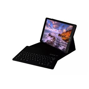 billige Nettbrettilbehør-Etui Til Apple iPad Pro 12.9'' med stativ / med tastatur / Flipp Heldekkende etui Ensfarget Hard PU Leather