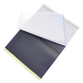 저렴한 타투 트랜스퍼 & 용품-키트 A4 추적 basekey 25 매의 X 문신 열 탄소 스텐실 전송 용지