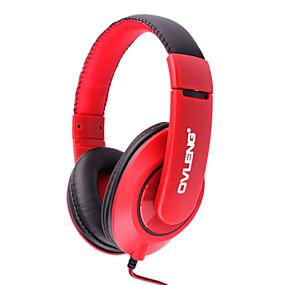 voordelige Gaming-OVLENG Gaming Headset Bekabeld Reizen en entertainment met microfoon