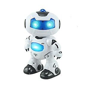 hesapli Robotlar, Canavarlar ve Uzay Oyuncakları-RC Robotu Kids 'Elektronik / Robot Podczerwień ABS şan / Dans / Yürüyüş Uzaktan kumandalı / şan / Dans