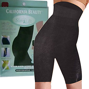 저렴한 건강 & 관리제품-여성용 샤프웨어 웨이스트 신처 바디수트 허벅지 보정 속옷 몸매 보정 슬립 중간 친론 블랙 오리지널