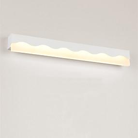 billige Vanity-lamper-AC 100-240 16W Integrert LED Moderne/ Samtidig Maleri Trekk for LED / Mini Stil / Pære inkludert,Atmosfærelys Baderomslys Wall Lys