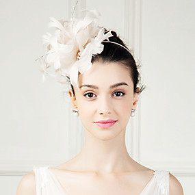 povoljno Kentucky Derby Hat-perle fascinators cvijeće headpiece klasični ženski stil