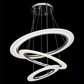 billige Hengelamper-Anheng Lys Omgivelseslys Andre Metall Akryl LED, designere 110-120V / 220-240V LED lyskilde inkludert / Integrert LED