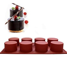 povoljno Kalupi za tortu-Silikon Predbožićna Vjenčanje Halloween Torta / kolači Cupcake kalupa za pečenje Bakeware alati