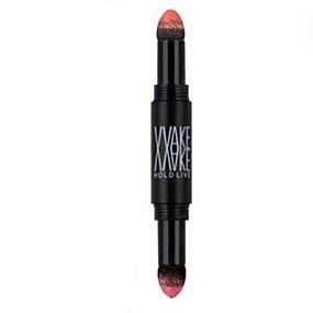저렴한 메이크업 & 뷰티-6 색 아이섀도우 펜&연필 매트 희미하게 반짝이는 글리터 샤인 1 pcs 구성하다 남자 여자 눈 클래식 색깔있는 글로스 지속 시간 천연 화장품 미용 용품