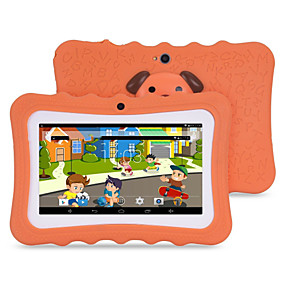 abordables Tablettes-M711 7 pouces Android Tablet ( Android 4.4 1024 x 600 Quad Core 512MB+8GB )