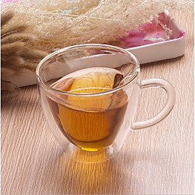 voordelige Koffie en Thee-Glas Creatief 1pc Theekoppen