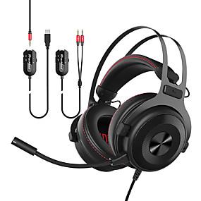 voordelige Gaming-AJAZZ THE ONE Gaming Headset Bekabeld Gaming Stereo