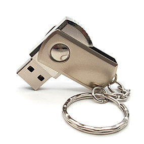 cheap DrivesandStorage-Ants 32GB usb flash drive usb disk USB 2.0 Metalic / Metal Keychain / Irregular / LOVE Rotating / Exquisite ANTS-Rotary-32