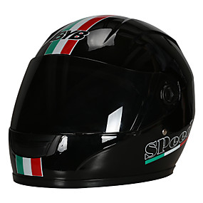 cheap Motorcyle Helmets-112 Full Face Adults Unisex Motorcycle Helmet  Wind Proof / Thermal / Warm