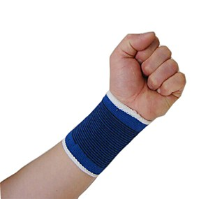 billige Sportsstøtter-Kompressjonserme til Basketball / Trening Unisex Anti-Friction / Elastisk Sport - 1pc Blå
