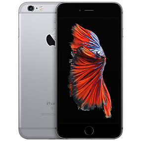 رخيصةأون تجديد فون-Apple iPhone 6S Plus A1699 / A1687 5.5 بوصة 64GB 4G هاتف ذكي - تم تجديده(رمادي)