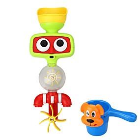 hesapli Havuz ve Su Eğlencesi-Banyo Oyuncakları Aile Sevimli Ebeveyn-Çocuk Etkileşimi Plastik Kabuk Çocuklar için Genç Erkek Genç Kız Oyuncaklar Hediye 1 pcs
