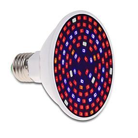 abordables Lampe de croissance LED-1pc 23 W Ampoule en croissance 1200 lm E26 / E27 120 Perles LED SMD 5730 Décorative Blanc Chaud Blanc Rouge 85-265 V