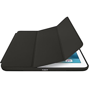 voordelige Ipad Hoes-hoesje Voor Apple iPad Pro 11'' / iPad mini 4 / iPad Mini 3/2/1 met standaard / Origami / Magnetisch Volledig hoesje Effen Hard PU-nahka voor iPad Mini 5 / iPad New Air (2019) / iPad Mini 3/2/1