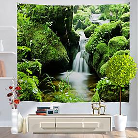 ieftine Wall tapiserii-Vacanță Wall Decor Poliester Clasic Wall Art, Tapiserii de perete Decor