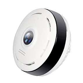 b61bd3ed73f73 Hiseeu® HD FishEye IP camera 960P 360 degree Full View Mini CCTV Camera  1.3MP Network Home Security WiFi VR Camera Panoramic IR