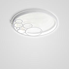tanie Mocowanie przysufitowe-Podtynkowy Światło rozproszone Malowane wykończenia Aluminium LED, Nowy design 110-120V / 220-240V Ciepła biel / Chłodna biel Źródło światła LED w zestawie / LED zintegrowany