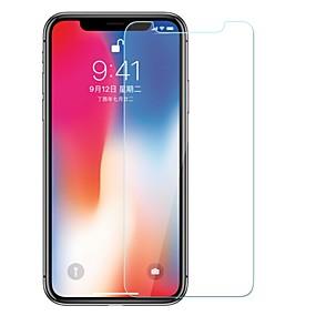 povoljno Zaštitne folije za iPhone-Screen Protector za Apple iPhone XS Kaljeno staklo 1 kom. Prednja zaštitna folija 9H tvrdoća / Otporno na ogrebotine