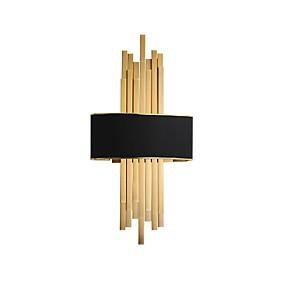 cheap Wall Lights-QIHengZhaoMing Crystal LED / Modern / Contemporary Wall Lamps & Sconces Living Room / Shops / Cafes Metal Wall Light 110-120V / 220-240V 5 W