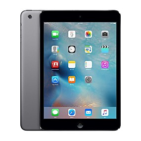 billige Tabletter-Apple iPad mini 2 32GB oppusset(Wi-Fi Grå)7.9 tommers Apple iPad mini 2 / 5 / 2048*1536