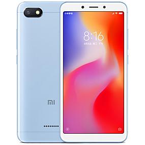 "voordelige Mobiele telefoons-Xiaomi Redmi 6A Global Version 5.45 inch(es) "" 4G-smartphone (2GB + 32GB 13 mp MTK Helio A22 3000 mAh mAh)"