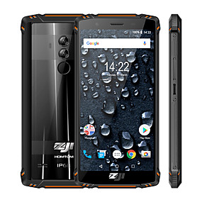 """voordelige Mobiele telefoons-ZOJI Z9 5.7 inch(es) """" 4G-smartphone (6GB + 64GB 16 mp MediaTek MTK6763 5500 mAh mAh) / Twee camera 's"""
