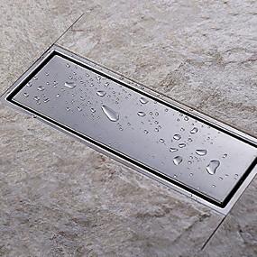 preiswerte Bodenabfluss-Abfluss Neues Design / Kreativ Modern Edelstahl / Eisen 1pc ablassen bodenmontiert
