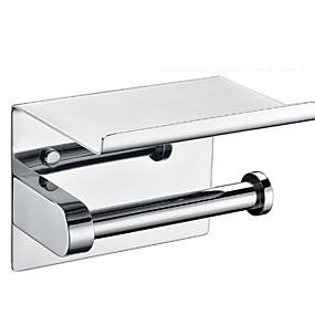 billige Toalettrullholdere-Toalettrullholder Nytt Design / Kul Moderne Rustfritt Stål 1pc Vægmonteret