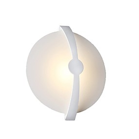 billige Vegglamper med LED-moderne ledet vegg sconce stue spisestue soverom metall mini vegg lys ac85-265v
