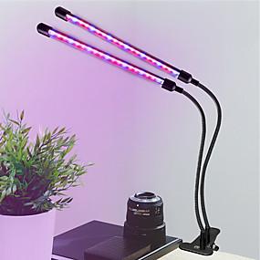 billige LED Økende Lamper-YWXLIGHT® 1pc 20 W 1800-2000 lm 40 LED perler Fullt Spektrum Voksende lysarmatur 5 V Hjem / kontor