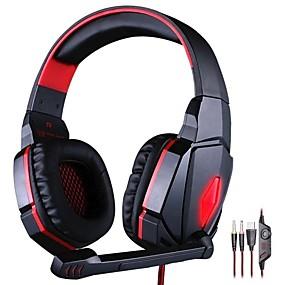 voordelige Gaming-KOTION EACH G4000 Gaming Headset Bekabeld Gaming met microfoon