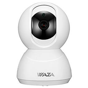 halpa IP-verkkokamerat sisäkäyttöön-WAZA SC03 2 mp IP-kamera Indoor Tuki 64 GB / PTZ / CMOS / Langaton / iPhone OS / Android