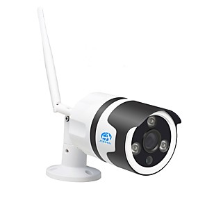 billige IP-kameraer-jooan® 1080p wifi utendørs ip kamera vanntett 2.0mp trådløs sikkerhet kamera metall toveis lyd tf kort post p2p