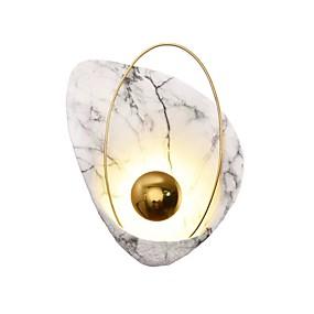 billige Vegglamper-QIHengZhaoMing LED / Moderne Moderne Vegglamper butikker / cafeer / Kontor Harpiks Vegglampe 110-120V / 220-240V 10 W
