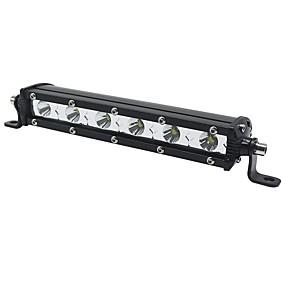 お買い得  車用ヘッドライト-SO.K 1個 車載 電球 18 W CSP 6000 lm 6 LED フォグライト / 昼間走行灯 / ウィンカー 用途 ユニバーサル 全年式
