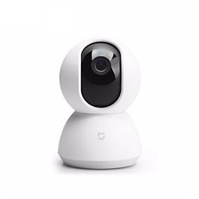 رخيصةأون كاميرات IP-xiaomi® mijia كاميرا ip 1080 وعاء الذكية كاميرا ويب كاميرا كاميرا 360 زاوية wifi اللاسلكية للرؤية الليلية ل mi التطبيق المنزل