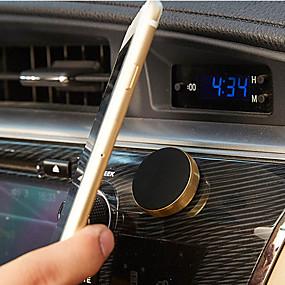 povoljno Telefoni i pribor-magnetski auto držač telefona univerzalni zid stol metalni magnet naljepnica mobilni stajati ključ nositelj auto montirati podršku