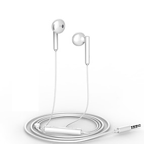 cheap Headphones & Earphones-Huawei AM115 Wired In-ear Eeadphone Wired Mobile Phone with Microphone