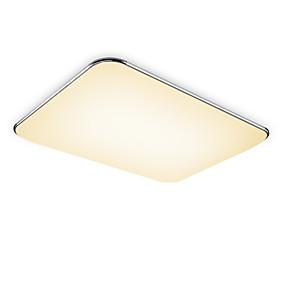 voordelige Plafondverlichting & Ventilatoren-Plafond Lampen Neerwaartse Belichting Geschilderde afwerkingen Aluminium Oogbescherming, Dimbaar 220-240V Dimbaar Met Afstandsbediening / Warm Wit + Wit