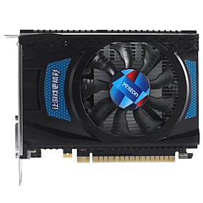 billige Deler til datamaskiner-YESTON Video Graphics Card RX550 MHz 6000GHz MHz 2 GB / 128 bit GDDR5