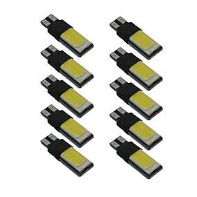 povoljno Svjetla bočnih markera-10pcs T10 Automobil Žarulje 6 W COB 330 lm LED Svjetla bočnih markera Za