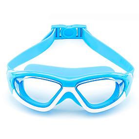 75d907557 Óculos de Natação Prova-de-Água   Anti-Nevoeiro Silicone   Borracha PC Rosa    Cinzento   Preto
