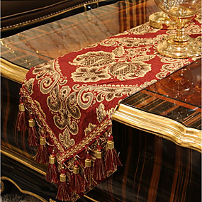 povoljno Stolno rublje-Suvremena Netkani Kvadrat Stoljnjaci Patterned Dekoracije stolova
